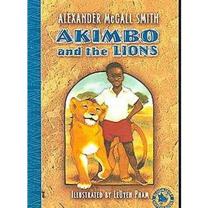 Akimbo And the Lions (Reprint) (Paperback)