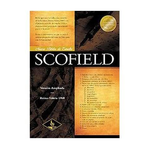 Nueva Biblia De Estudio Scofield (Revised) (Hardcover)