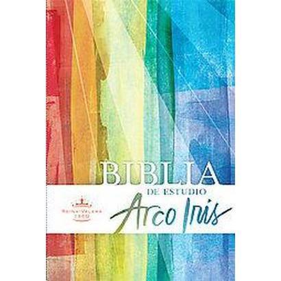 Biblia De Estudio Arco Iris/Rainbow Study Bible (Hardcover)