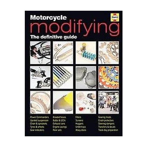 Motorcycle Modifying (Hardcover)