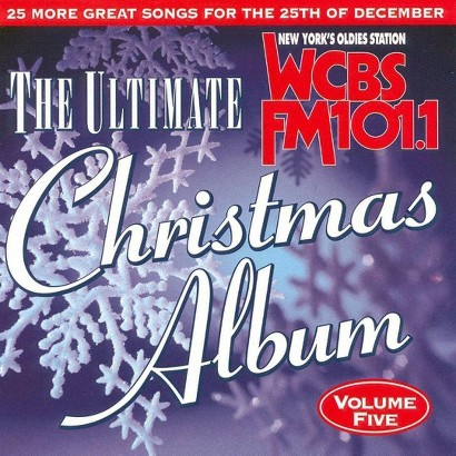 The Ultimate Christmas Album, Vol. 5: WCBS 101.1 FM New York