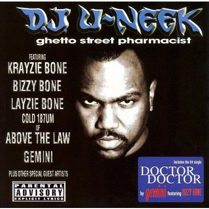 Ghetto Street Pharmacist [Explicit Lyrics]