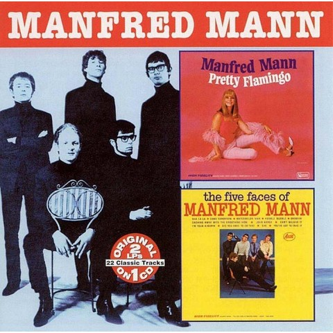 Pretty Flamingo/The Five Faces of Manfred Mann