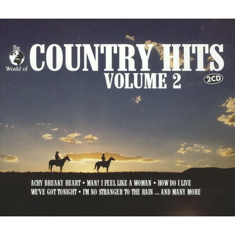 World of Country Hits, Vol. 2