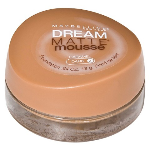 Maybelline® Dream Matte® Mousse Foundation