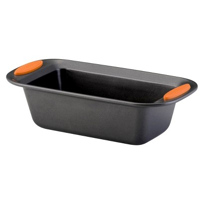 RACHAEL RAY RECTANGULAR LOAF PAN - ORANGE
