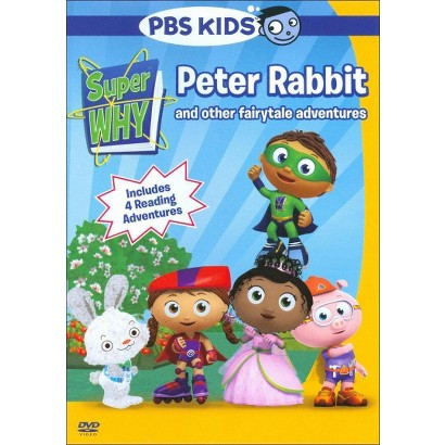 Super Why!: Peter Rabbit and Other Fairytale Adventures (Widescreen)