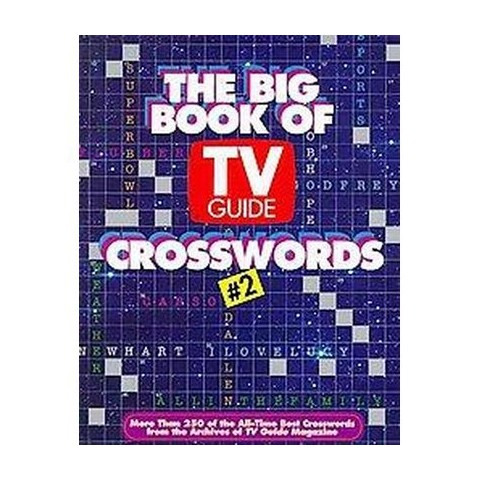 The Big Book of TV Guide Crosswords #2 (Paperback)