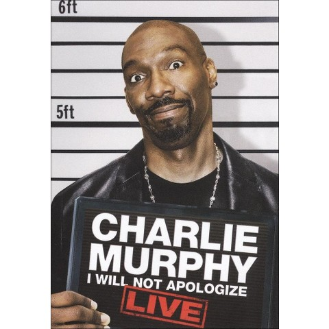 Charlie Murphy: I Will Not Apologize - Live (Widescreen)