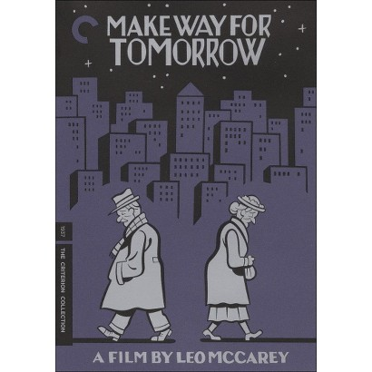 Make Way for Tomorrow (Criterion Collection) (Restored / Remastered)