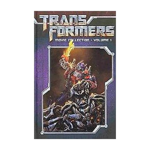 Transformers Movie Collection 1 (Hardcover)