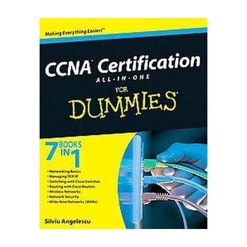 CCNA Certification All-In-One For Dummie ( --For Dummies) (Mixed media product)