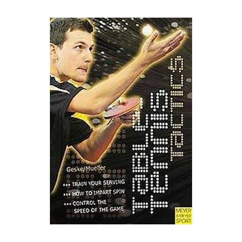 Table Tennis Tactics (Paperback)