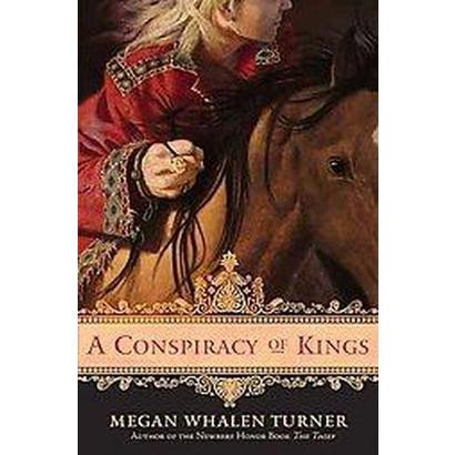 A Conspiracy of Kings (Hardcover)