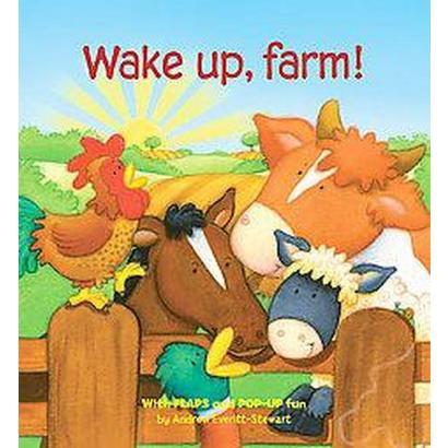 Wake Up Farm (Hardcover)