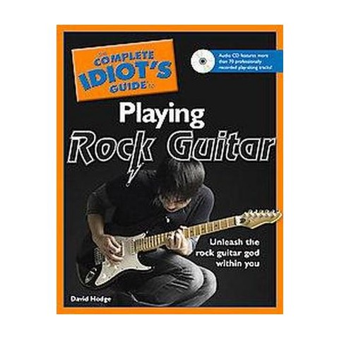 The Complete Idiot's Guide to Playing Rock Guitar (Mixed media product)