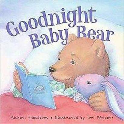 Goodnight Baby Bear (Hardcover)