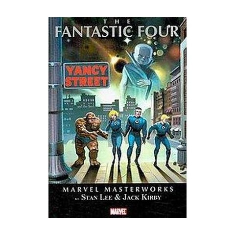 Marvel Masterworks: the Fantastic Four 3 (Paperback)