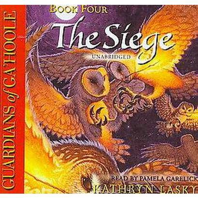 The Siege (Unabridged) (Compact Disc)