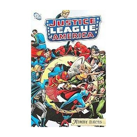 Justice League of America (Paperback)
