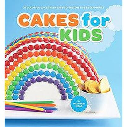 Cakes for Kids (Paperback)