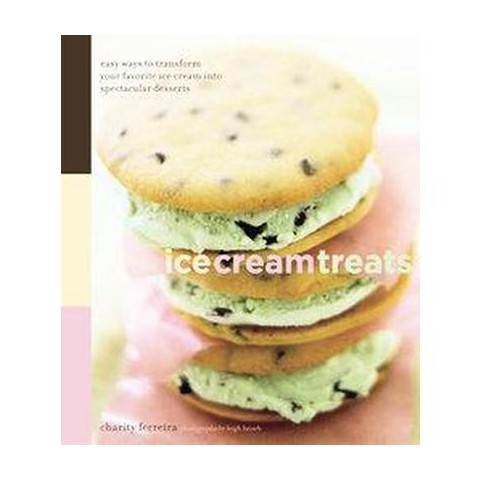 Ice Cream Treats (Hardcover)