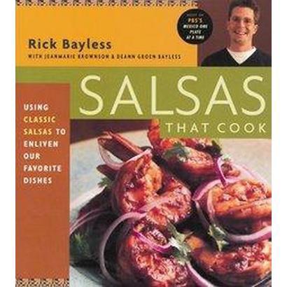 Salsas That Cook (Paperback)