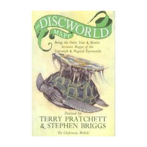 Discworld Map (Paperback)