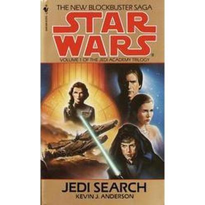 Jedi Search (Paperback)