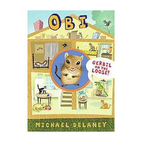 Obi, Gerbil on the Loose! (Hardcover)