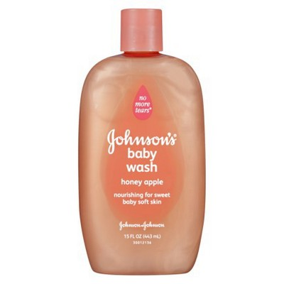 Johnson's Baby Honey Apple Bath - 15 oz.