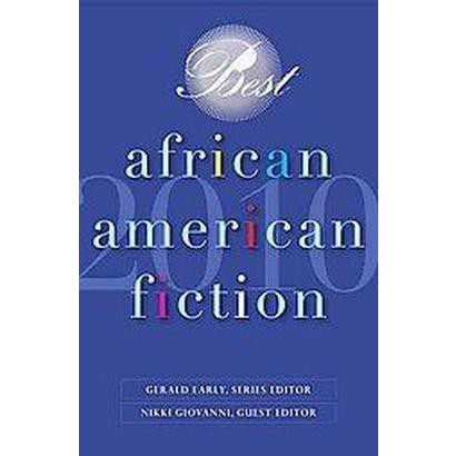 Best African American Fiction 2010 (Hardcover)