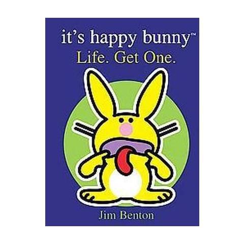 It's Happy Bunny (Hardcover)