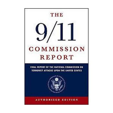 9/11 Commission Report (Paperback)