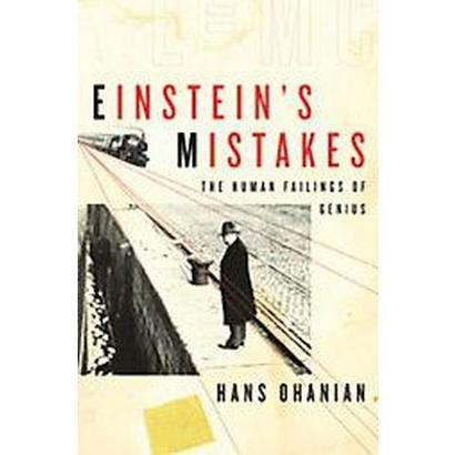 Einstein's Mistakes (Hardcover)