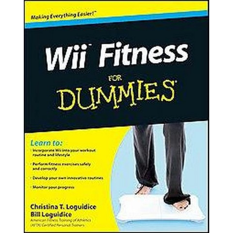 Wii Fitness For Dummies (Paperback)