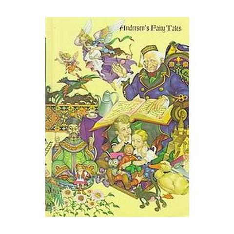 Andersen's Fairy Tales (Deluxe) (Hardcover)