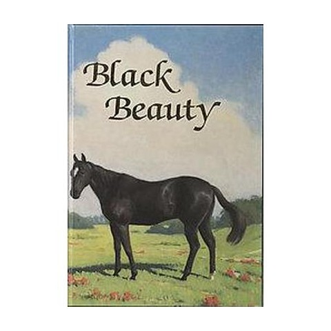 Black Beauty ( Illustrated Junior Library) (Hardcover)