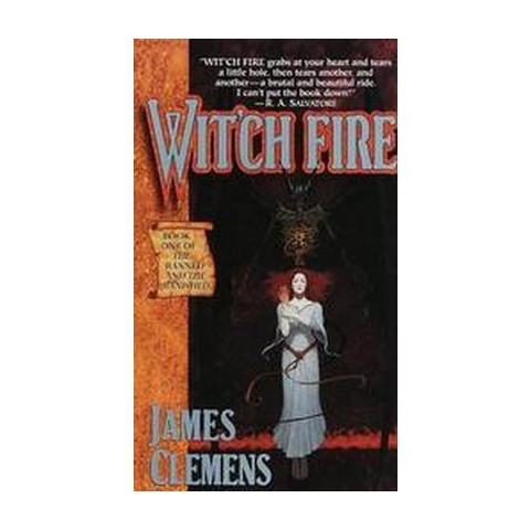 Witch Fire (Reissue) (Paperback)