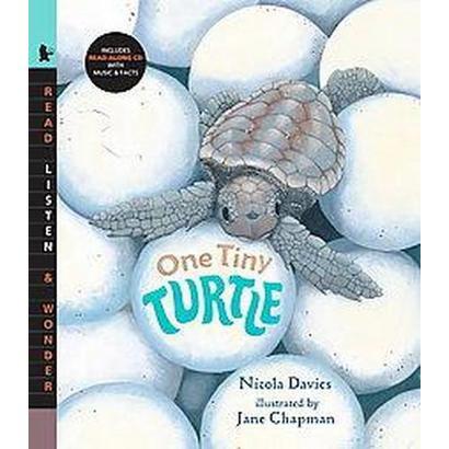 One Tiny Turtle (Mixed media product)