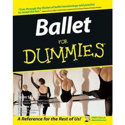 Ballet For Dummies (Paperback)