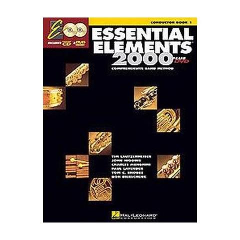 Essential Elements 2000 (Mixed media product)