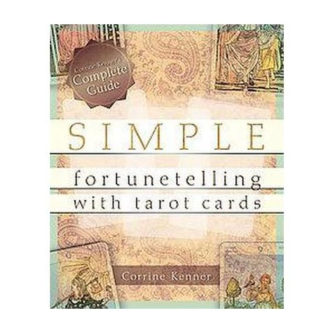 Simple Fortunetelling With Tarot Cards (Paperback)
