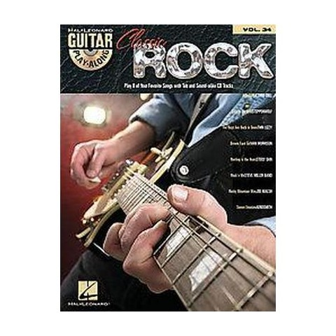 Classic Rock (34) (Mixed media product)