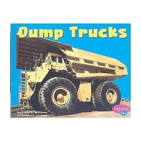 Dump Trucks (Paperback)