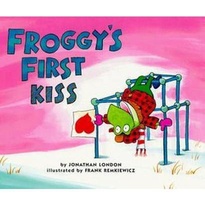 Froggy's First Kiss (Hardcover)