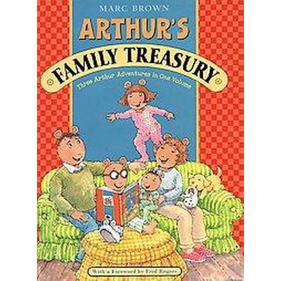 Arthur's Family Treasury (Hardcover)