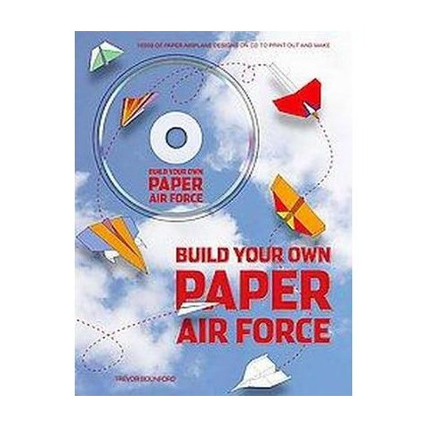 Build Your Own Paper Air Force (Mixed media product)
