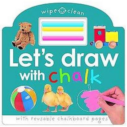 Let's Draw With Chalk (Board)