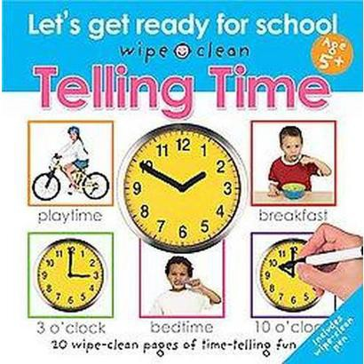 Telling Time (Hardcover)